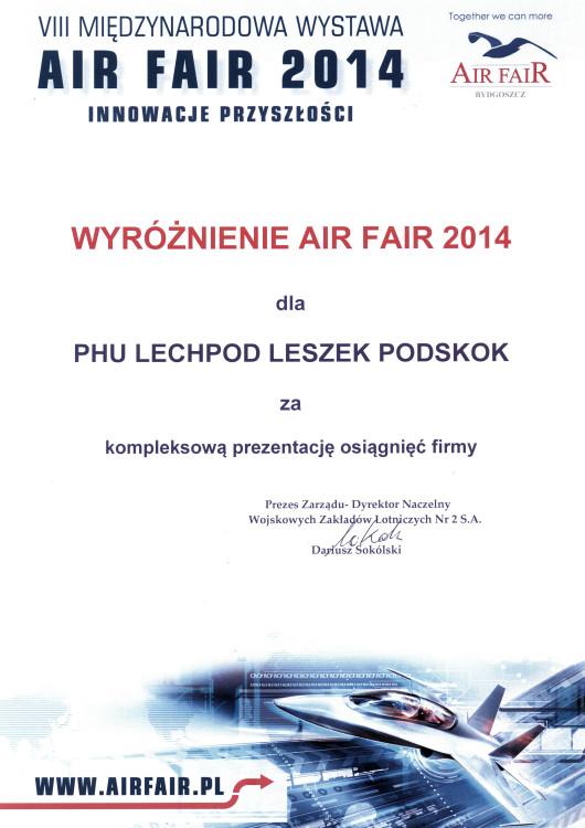 2014-air-fair-wyróżnienie