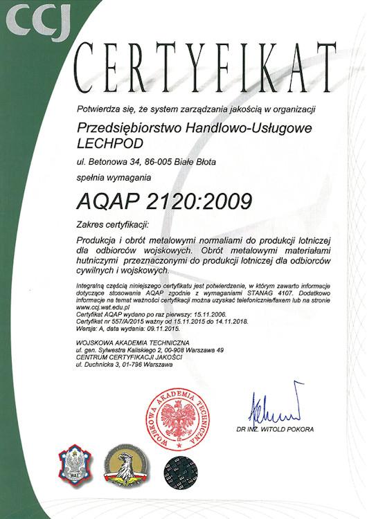 lechpod-aqap-2120-2009