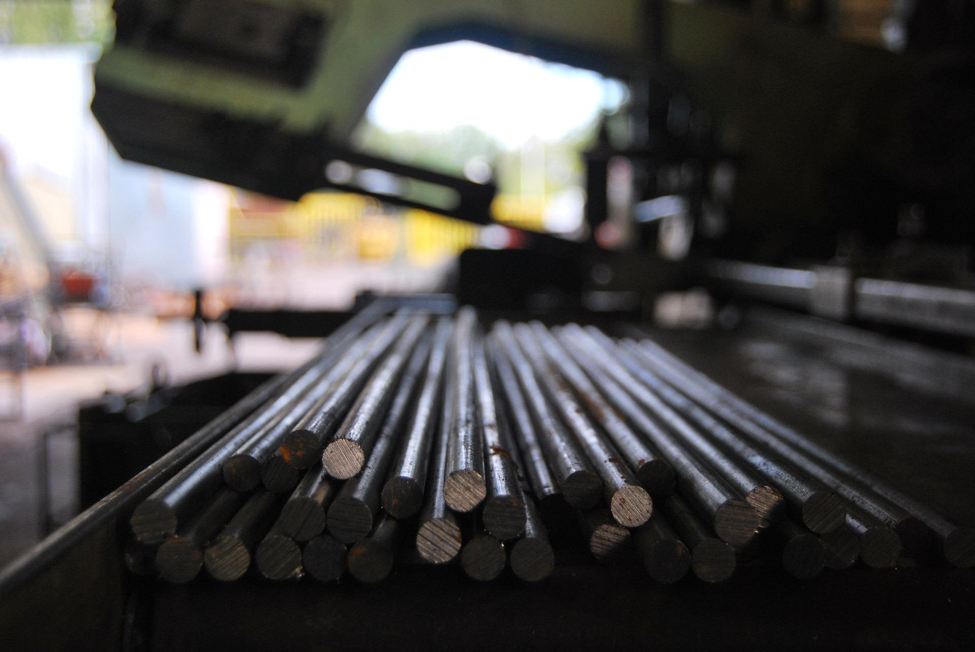drut metalowy
